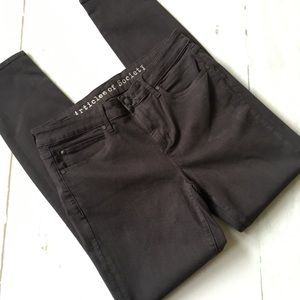 Articles of Society Brown Skinny Jean